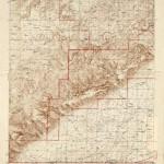 Carlsbad Caverns Topo Map