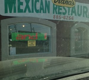 Diana's Mexican Restaurant