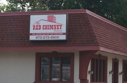 The REd Chimney