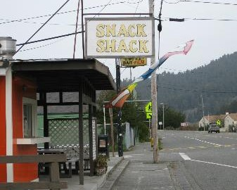 Snack Shake