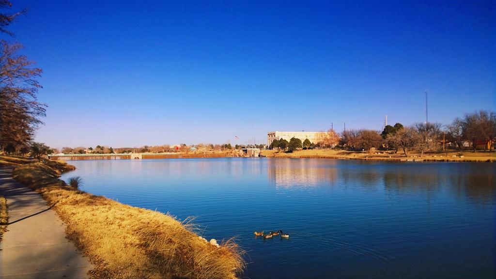 Carlsbad New Mexico - Carlsbad Lake