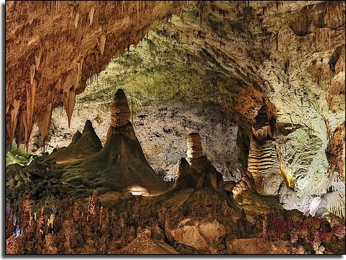 Carlsbad New Mexico - Carlsbad Caverns