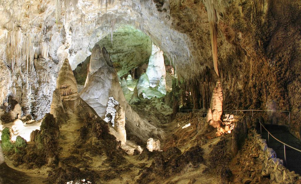 Carlsbad New Mexico - Sword of Damocles | Carlsbad Caverns