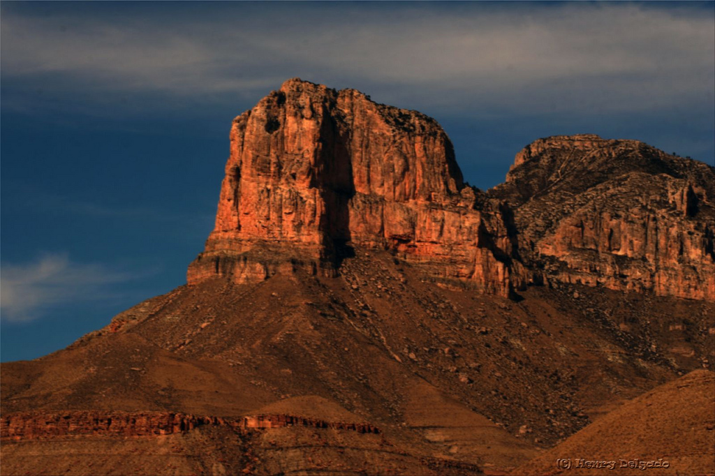 Carlsbad New Mexico - Guadalupe Mountains