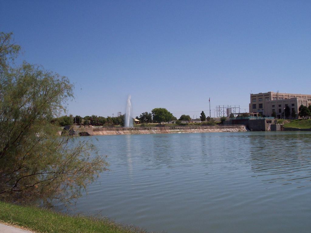 Carlsbad New Mexico - Upstream