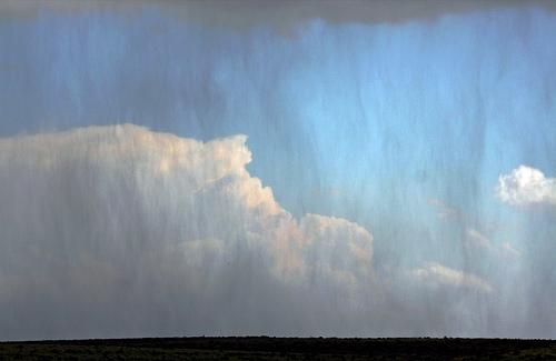 Carlsbad New Mexico - Rain