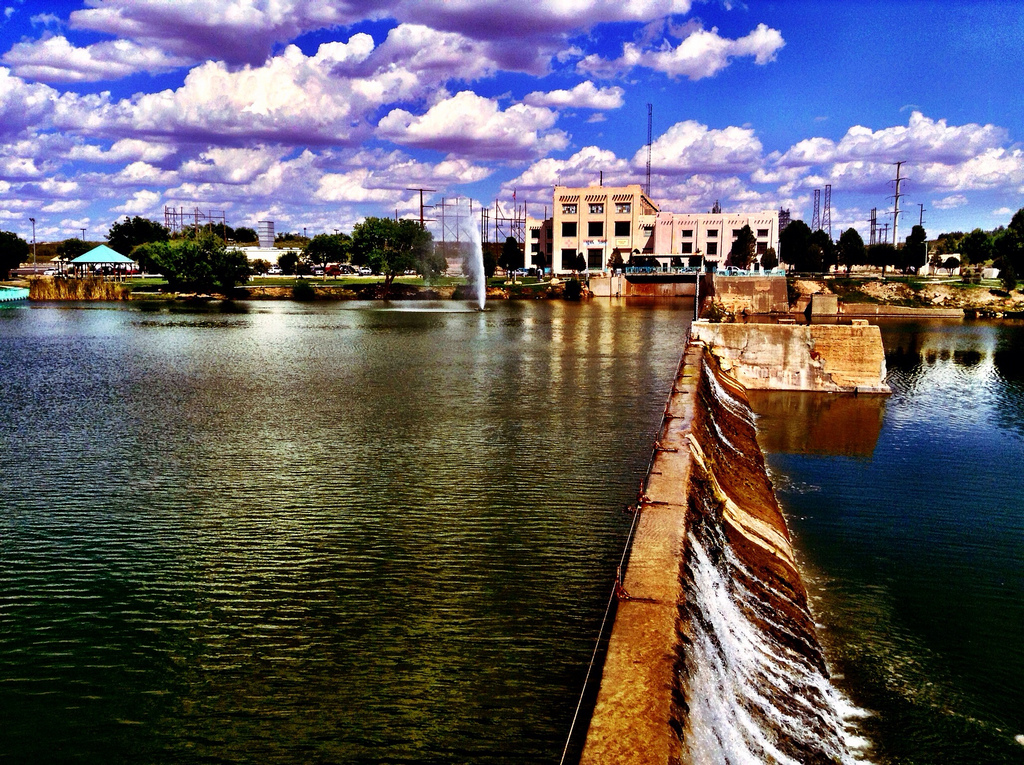 Pecos river by lordchatos visit carlsbad new mexico for Pecos river fishing