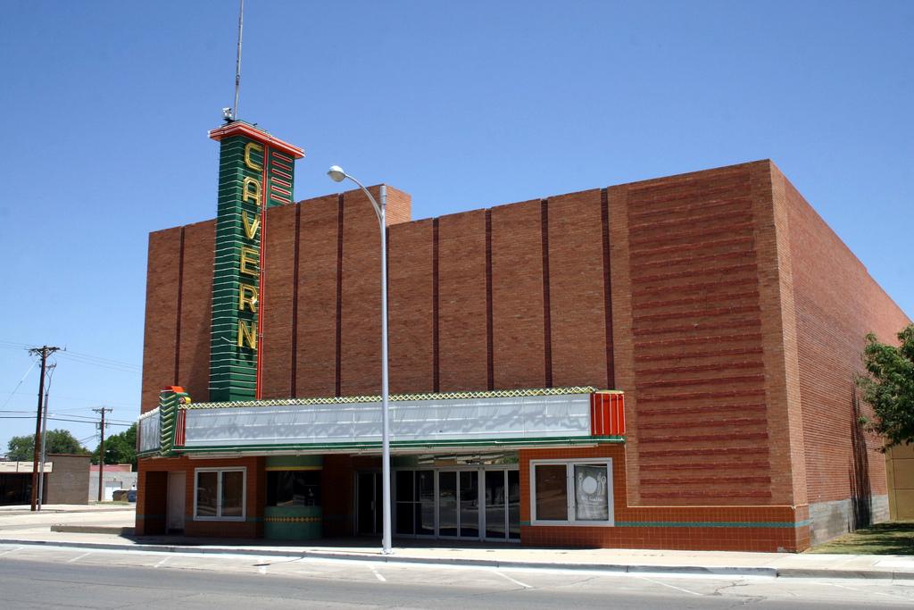 Carlsbad New Mexico - carlsbad's cavern theatre