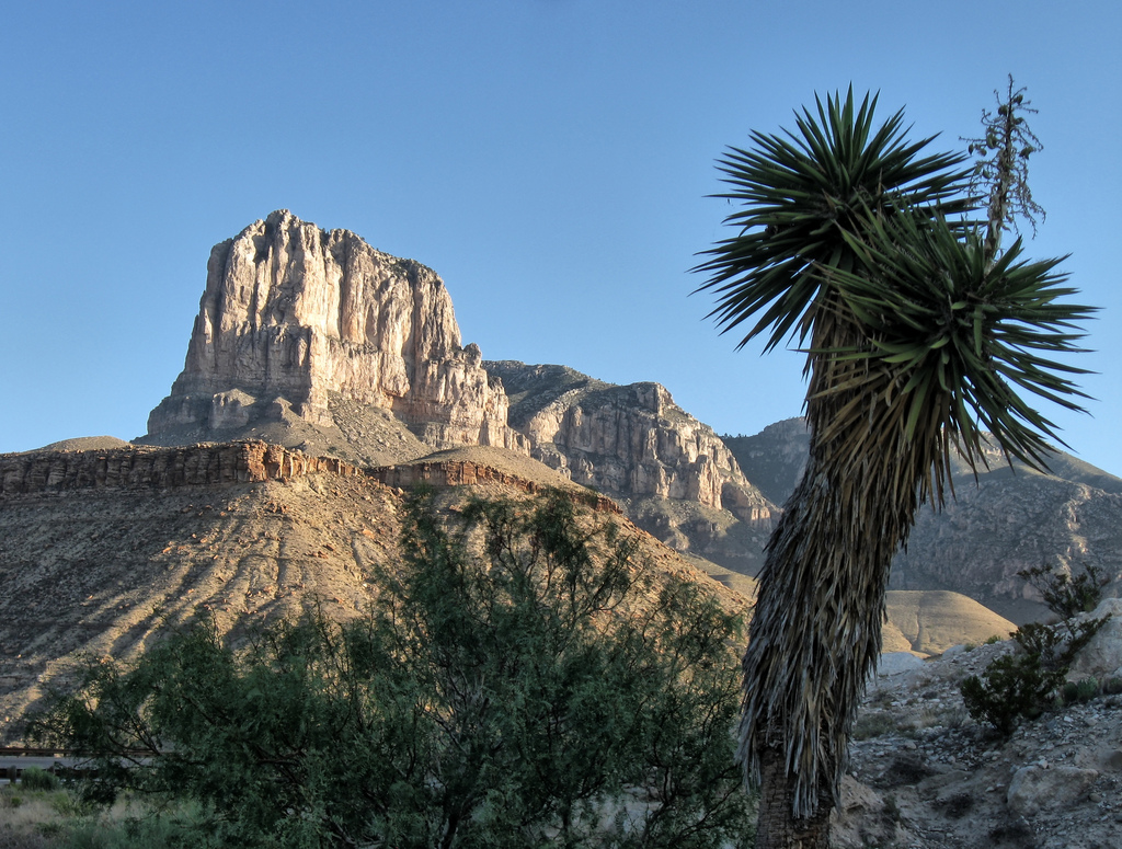 Carlsbad New Mexico - El Capitan Guadalupe Mountains