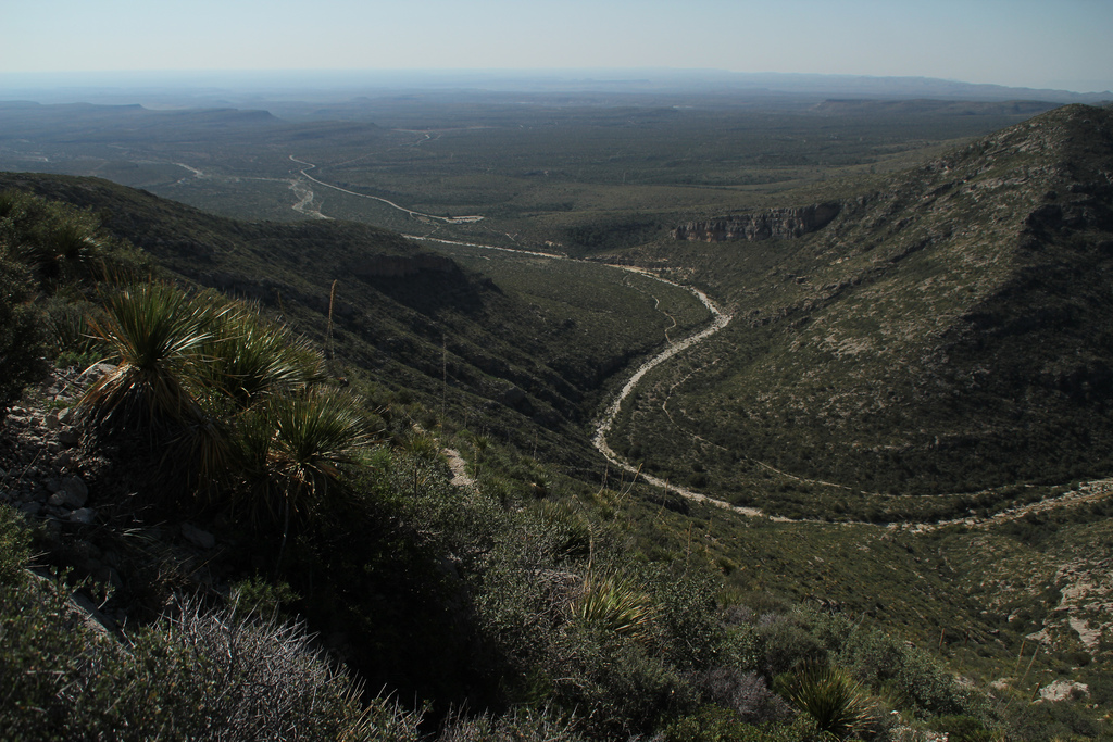 Carlsbad New Mexico - Guadalupe Mountains National Park
