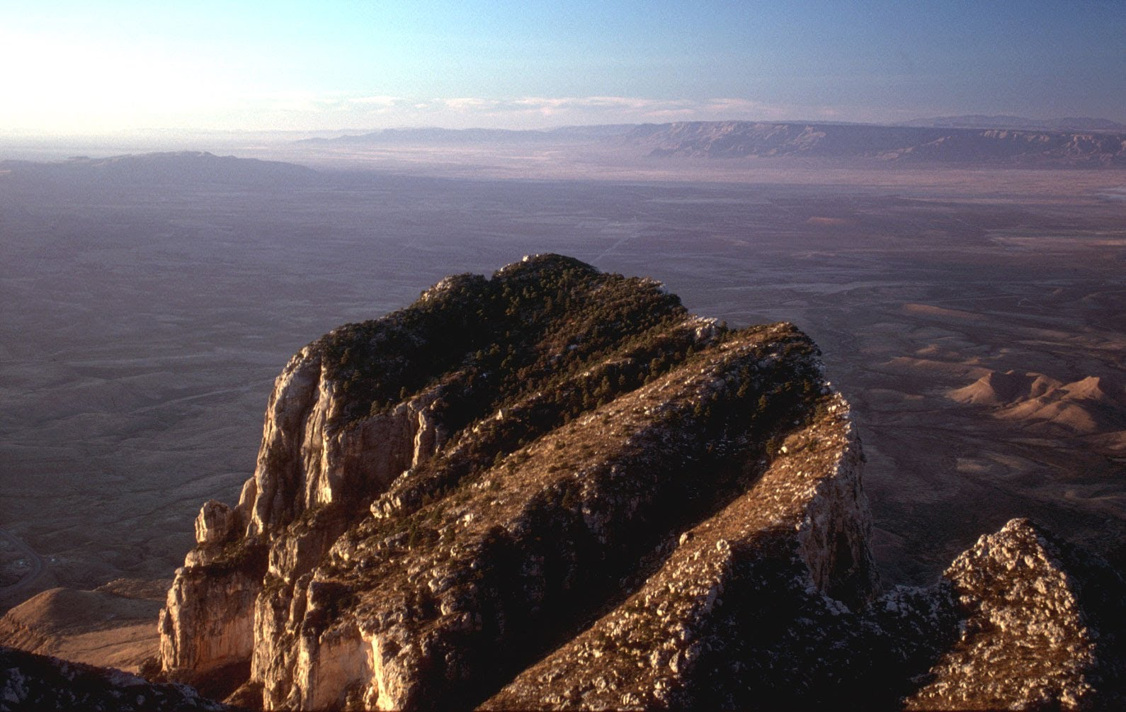 Unexplored Guadalupe Mountains National Park Visit