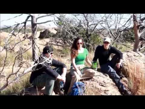 "Backpacking With Becca – Pilot Episode ""Guadalupe Mountains National Park"""