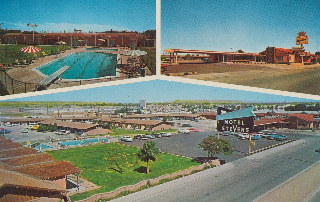 Motel Stevens Carlsbad New Mexico By The Jordan Smith