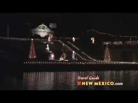 Christmas on the Pecos, Carlsbad, New Mexico